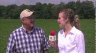 Agricultural Communication Internship Experience - Stacie with Ohio Ag Net