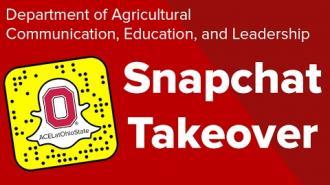 ACEL Snapchat Takeover (Ryan)